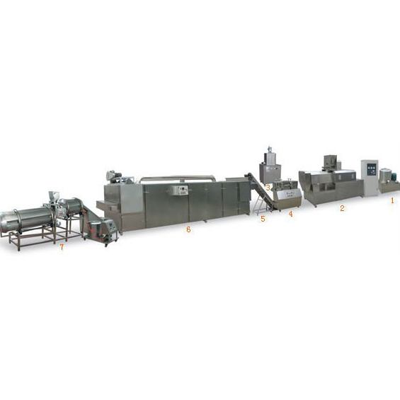 The core filling snack food making machinery