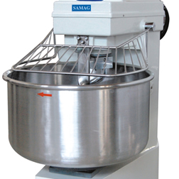a bag of flour spiral mixer SAM-50
