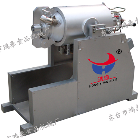 HT High Pressure Chestnut Frying Machine