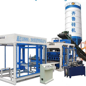 QT9-15 Block Machine Production Line