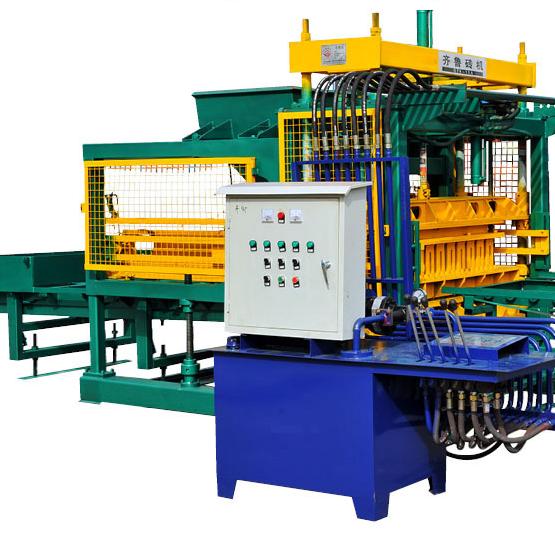 QT6-15A Block Machine