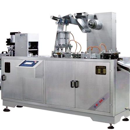 DPB140 Flat-plate Blister Packaging Machine