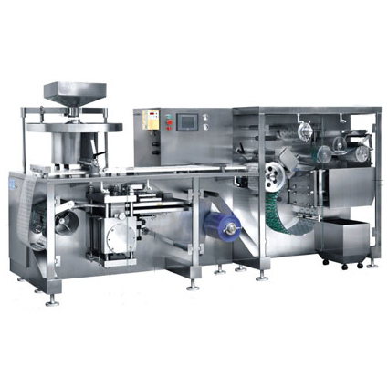 DPH250 High Speed Blister Packaging Machine