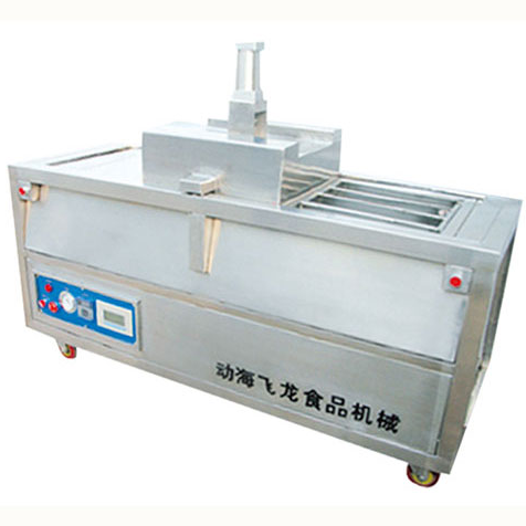 SC-40 Full-automatic Vertical Vacuum Packaging Machine