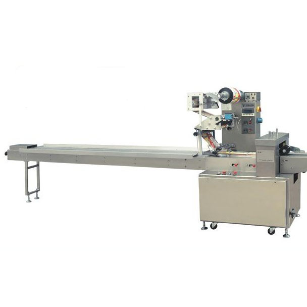 TB-350 Dual Frequency Conversion High Speed Pillow Type Packing Machine