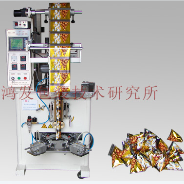 HF320 Automatic Triangle Packing Machine