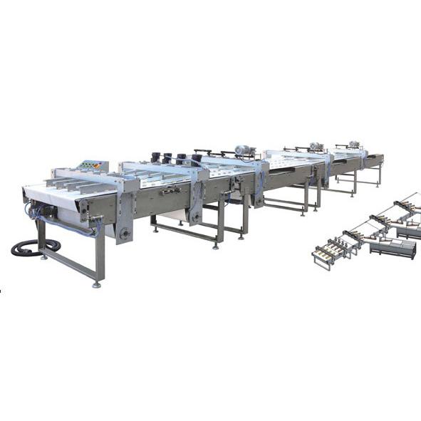 TB-FL Chocolate (Lump) Separating Machine