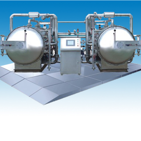 RYL Full Automatic Double Chamber Autoclave