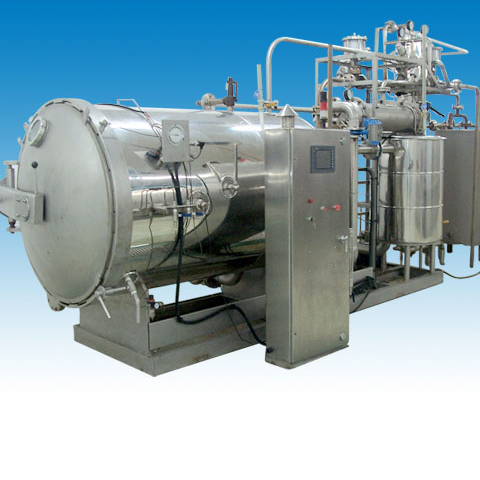 Cooking Autoclave