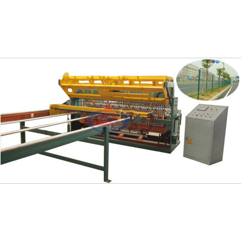 Automatic Wire Mesh Fence Welding Machine WZ-2500B