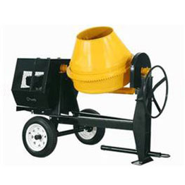 Diesel Small Concrete Mixer