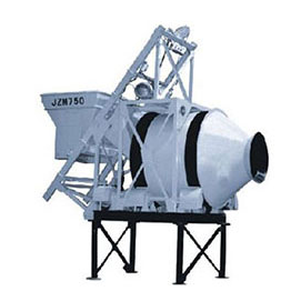 JZM Portable Concrete Mixer