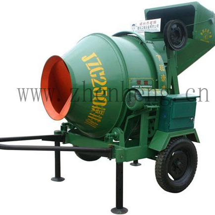 JZC250 portable cement mixer