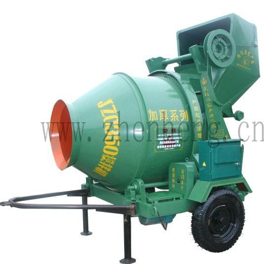 JZC350 portable cement mixer