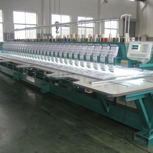 TP632 Water-soluble Lace Embroidery Machine