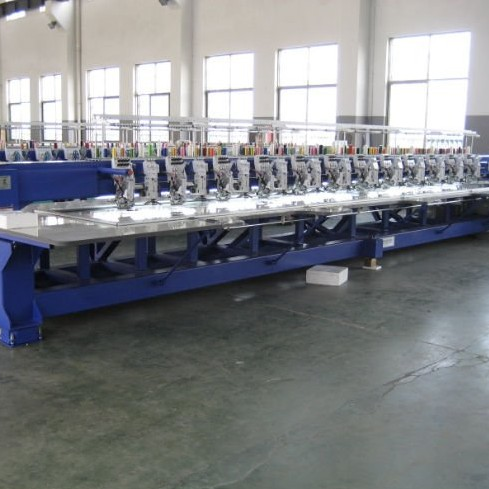 TP912(500 500x850) Flat Double Sequin+Coiling+Simple Towel Embroidery Machine