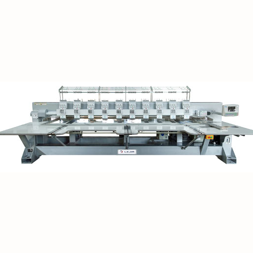 LJ-610-400X500Y800 Flat Embroidery Machine