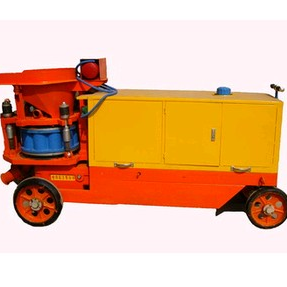 GSP Series Wet Shotcrete Machine