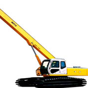 QUY12 Crawler Crane