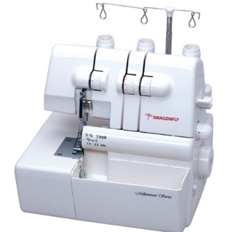 DF553AD Multi-function Overlock Sewing Machine