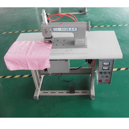 CC-60Q Ultrasonic Lace Machine