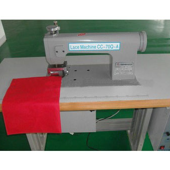 CC-70 Ultrasonic Lace Making Machine