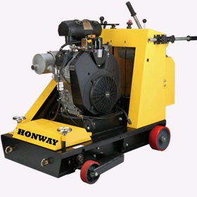 Self-propelled Concrete Scarifier