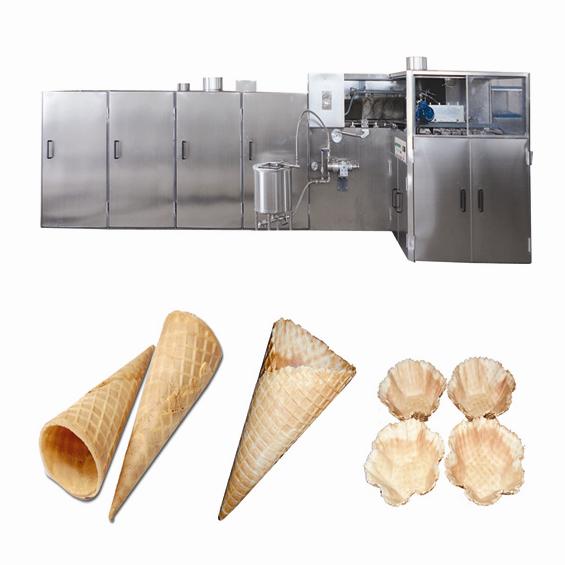 Ice Cream Cone Baking Machine