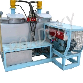 Hydraulic Double Tank Thermoplastic Paint Preheater RS4