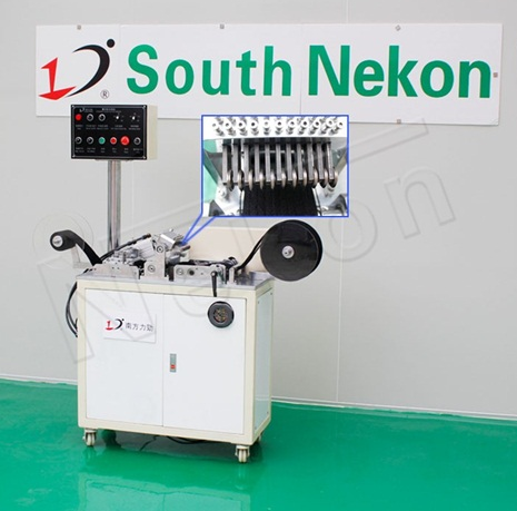 NK-HB150 Ultrasonic Velcro Slitting Machine