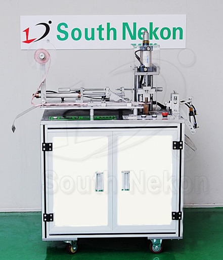 NK-JB2015 Ultrasonic Hook and Eye Tape Cutting Machine
