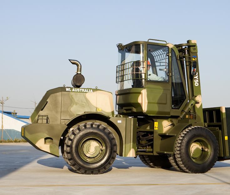 5.0T Rough Terrain Forklift