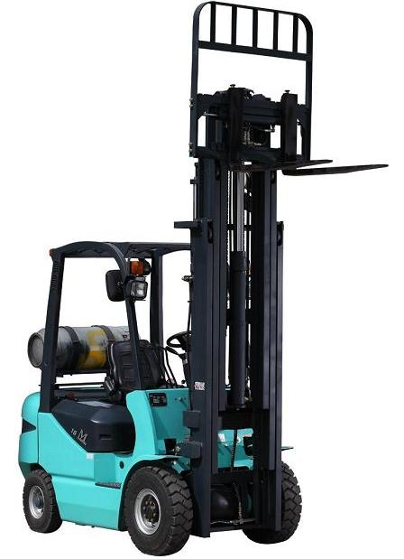 1.0T - 1.8T Gasoline/LPG Forklift