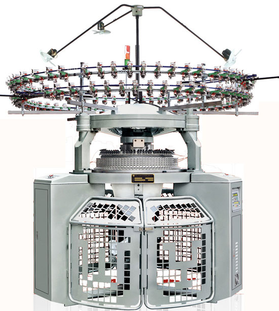 YTW-D High Speed Double Knitting Machine