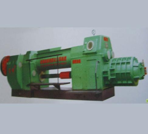 united vacuum brick making machine