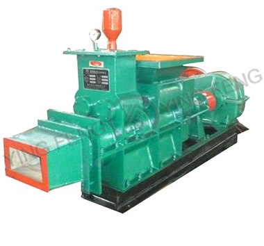 DZK Single stage vacuum extruder