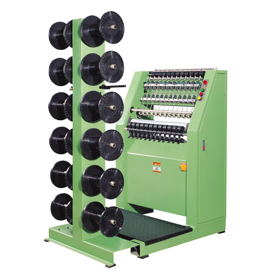 YTZ 4/12 Zipper Centre Line Knitting Machine