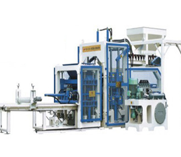 HY-QT8-15 Brick Making Machine