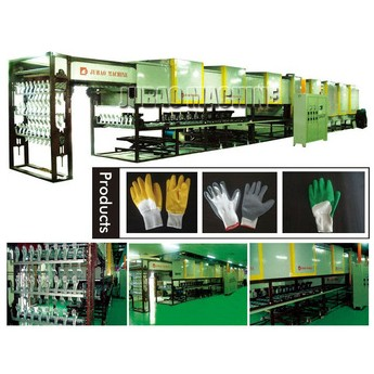 JB-SUB Glove Half-Dipping Machine
