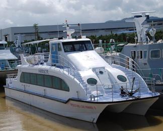 21.6m catamaran
