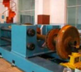 Wheelset Dismounting Machine