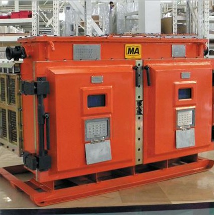 Mine Explosion-proof and Intrinsical Safe Frequency Converter