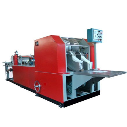 XY-OQ-C C-folding Hand Towel Making Machine