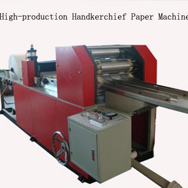 High-production Handkerchief paper machine