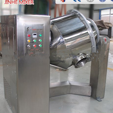 National Patent Right Mixer High Efficiency JHX 50L-1000L dry mixer machine