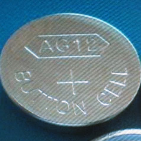 AG12 Alkline button cell