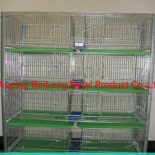 galvanized pigeon cages animal cages