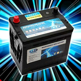 Lead Acid Car Battery