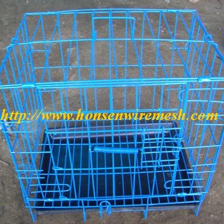 Welded Animal Cages