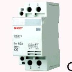 SHCET-3 3P Modular Contactor